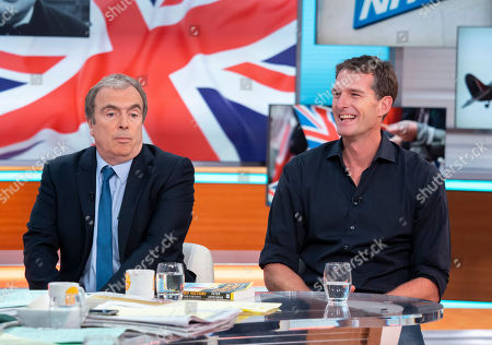 Peter Hitchens and Dan Snow