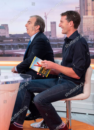 Stock Photo of Peter Hitchens and Dan Snow