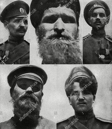 New Black Cossack Beard