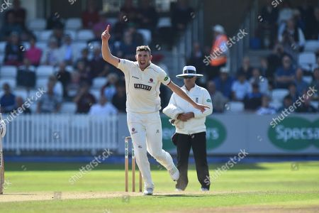 Editorial image of Somerset County Cricket Club v Lancashire County Cricket Club, Specsavers County Champ Div 1 - 05 Sep 2018