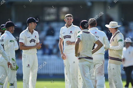 Editorial photo of Somerset County Cricket Club v Lancashire County Cricket Club, Specsavers County Champ Div 1 - 05 Sep 2018