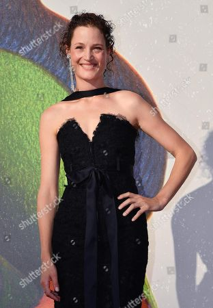 Luxembourgian actress Vicky Krieps arrives for the premiere of the restored movie 'L'annee derniere a Marienbad' (Last Year at Marienbad) during the 75th annual Venice International Film Festival, in Venice, Italy, 05 September 2018. The festival runs from 29 August to 08 September 2018.
