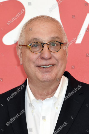 Stock Image of Errol Morris