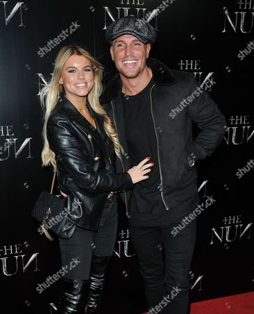Hayley Hughes and Tom Zanetti