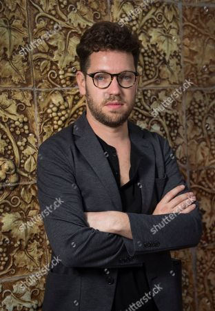 Stock Picture of Gonzalo Tobal poses for portraits for the film Acusada, at the 75th edition of the Venice Film Festival in Venice, Italy