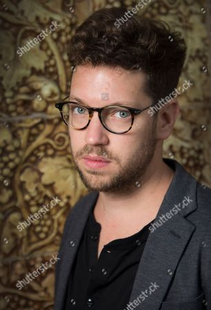Gonzalo Tobal poses for portraits for the film Acusada, at the 75th edition of the Venice Film Festival in Venice, Italy