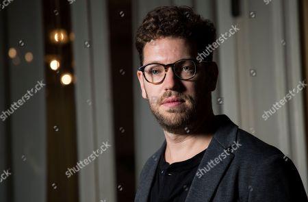 Editorial image of Film Festival 2018 Acusada Portraits, Venice, Italy - 05 Sep 2018
