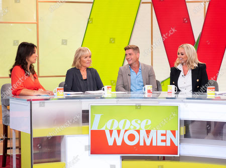Editorial picture of 'Loose Women' TV show, London, UK - 05 Sep 2018