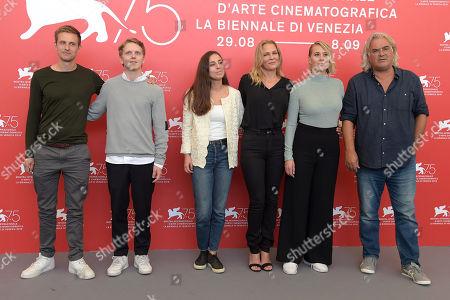 Paul Greengrass, Jonas Strand Gravli, Anders Danielsen Lie, Maria Bock, Seda Witt, Asne Seierstad