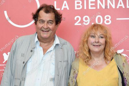 Yolande Moreau, Bruno Raffaelli