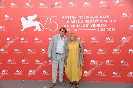 Bruno Raffaelli, Yolande Moreau