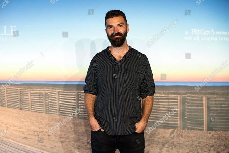 US director Jeremiah Zagar poses for the photographers during the photocall for 'We The Animals' during the 44th Deauville American Film Festival, in Deauville, France, 05 September 2018. The festival runs from August 31 to September 11.