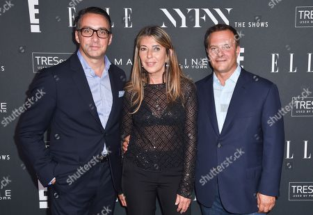 Editorial picture of E! Entertainment, Elle and IMG Kick-Off Party, Arrivals, Spring Summer 2019, New York Fashion Week, USA - 05 Sep 2018