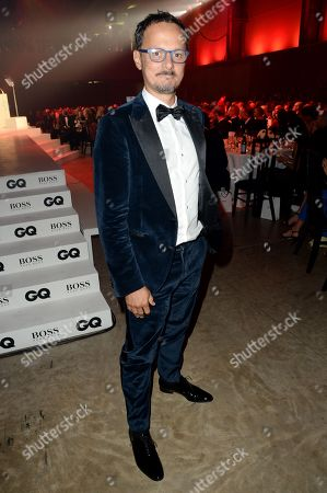 Editorial picture of GQ Men of the Year Awards, Dinner and Awards, Tate Modern, London, UK - 05 Sep 2018