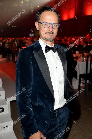 Editorial image of GQ Men of the Year Awards, Dinner and Awards, Tate Modern, London, UK - 05 Sep 2018