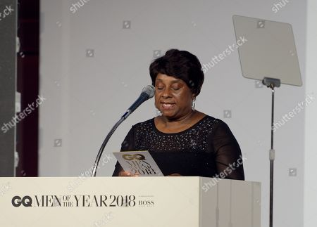 Doreen Lawrence presents Artist of the Year