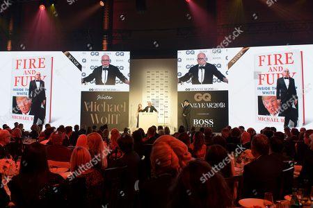 Michael Wolff - Writer of the Year Award