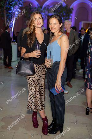 Nettie Wakefield and Olivia Kemp