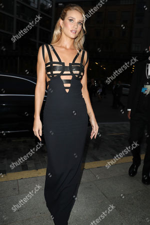 Stock Picture of Rosie Huntington-Whitely