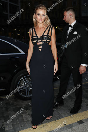 Editorial picture of GQ Men of the Year Awards, Arrivals, Tate Modern, London, UK - 05 Sep 2018