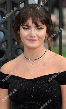 Editorial image of 'The House With A Clock In Its Walls' film premiere, London, UK - 05 Sep 2018