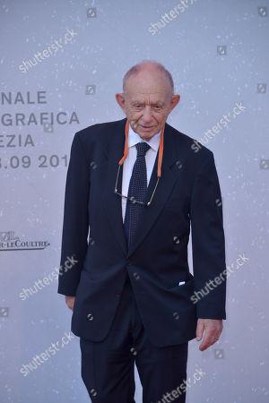 Editorial image of 'Last Year at Marienbad' screening, 75th Venice International Film Festival, Italy - 05 Sep 2018
