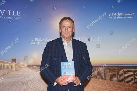 Editorial image of Lucien Barriere Literary Prize, 44th Deauville American Film Festival, France - 05 Sep 2018