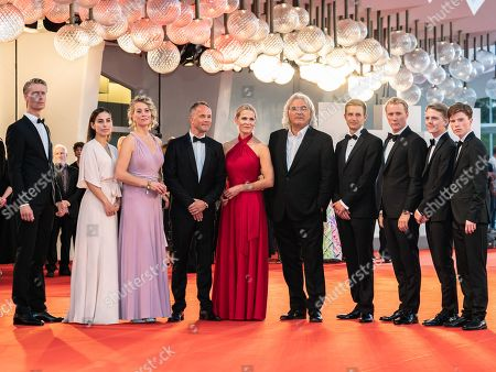Editorial photo of '22nd July' premiere, 75th Venice International Film Festival, Italy - 05 Sep 2018