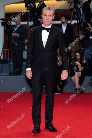 Editorial picture of '22nd July' premiere, 75th Venice International Film Festival, Italy - 05 Sep 2018