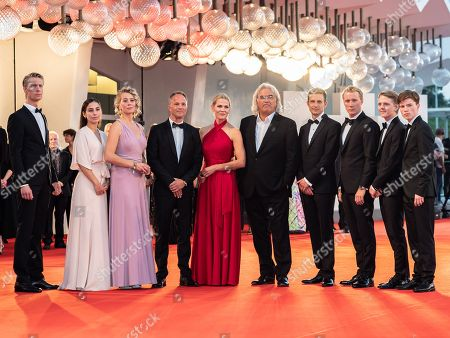 Editorial image of '22nd July' premiere, 75th Venice International Film Festival, Italy - 05 Sep 2018