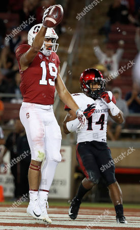Editorial image of San Diego St Football, Stanford, USA - 31 Aug 2018