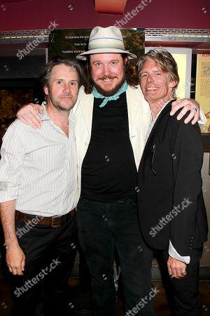 Josh Hamilton, Ben Dickey and Charlie Sexton