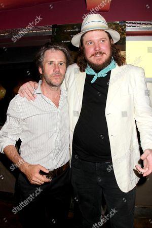 Josh Hamilton and Ben Dickey