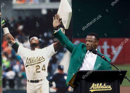 Editorial image of Yankees Athletics Baseball, Oakland, USA - 05 Sep 2018