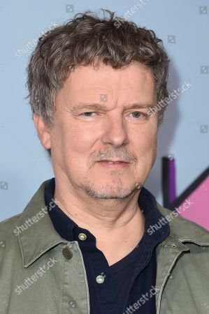 """Stock Picture of Michel Gondry attends the LA Premiere of """"Kidding """"at ArcLight Hollywood, in Los Angeles"""