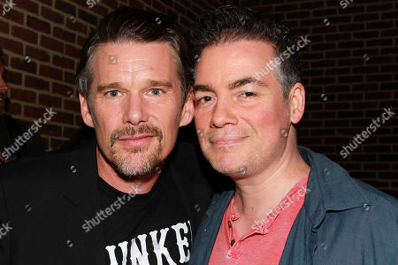 Editorial image of The New York  Special Screening of Ethan Hawke's Film 'Blaze' After Party, USA - 06 Sep 2018