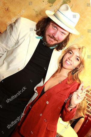 Ben Dickey and Alynda Lee Segarra