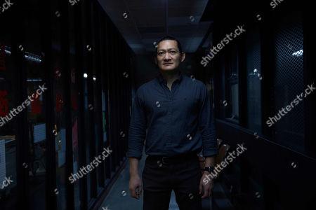 Thomas Chaanhing as Felix Chong.