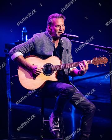 Editorial picture of Kenny Loggins in concert at the Encore Theater, Las Vegas, USA - 05 Sep 2018