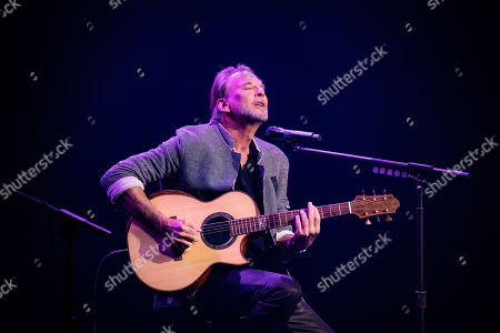 Editorial photo of Kenny Loggins in concert at the Encore Theater, Las Vegas, USA - 05 Sep 2018