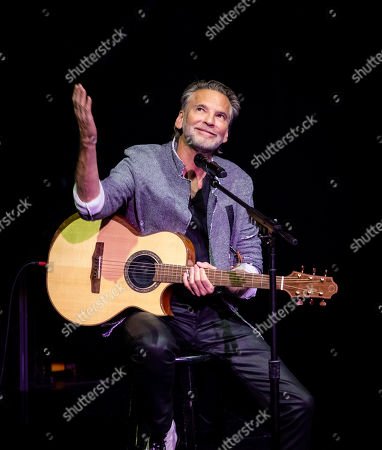 Editorial image of Kenny Loggins in concert at the Encore Theater, Las Vegas, USA - 05 Sep 2018