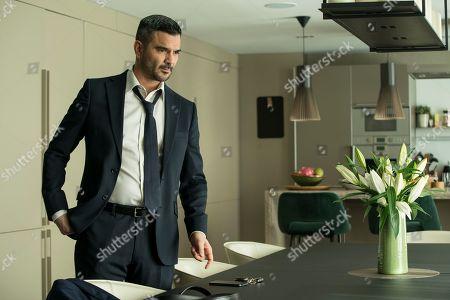 Christian Contreras as Ben Torres.