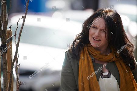Dervla Kirwan as Megan Harris.