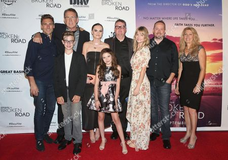 Editorial photo of 'God Bless The Broken Road' film screening, Los Angeles, USA - 05 Sep 2018