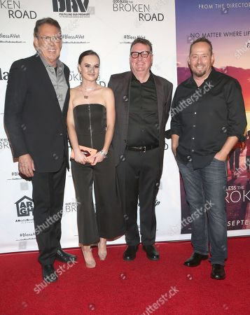 Editorial picture of 'God Bless The Broken Road' film screening, Los Angeles, USA - 05 Sep 2018