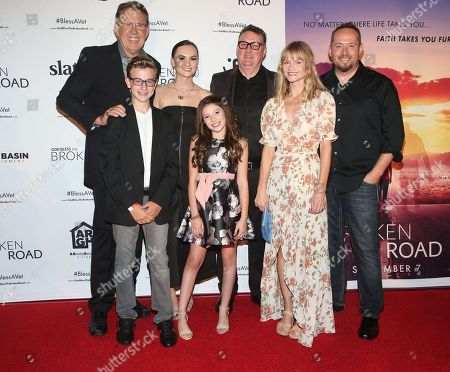 Editorial image of 'God Bless The Broken Road' film screening, Los Angeles, USA - 05 Sep 2018