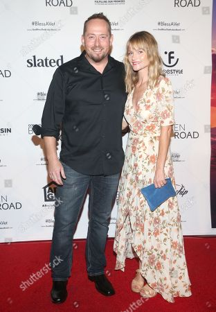 Editorial photo of 'God Bless The Broken Road' film screening, Los Angeles, USA - 05 Sep 2018