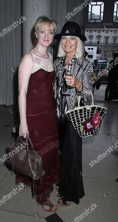 Virginia Bates and Camilla Morton