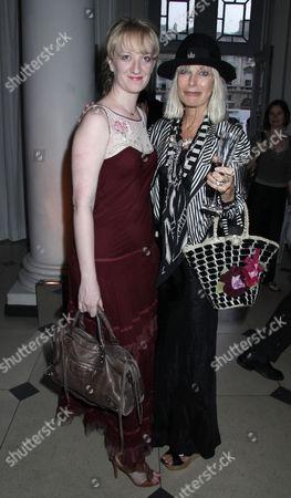 Stock Photo of Virginia Bates and Camilla Morton