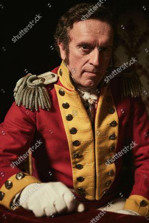 Patrick Fitzsymons as Major Michael O'Dowd.